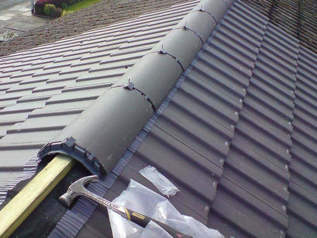 Ridge Tile Repair Bristol